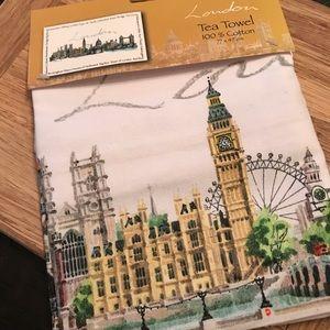 Other - London Souvenir Tea Towel